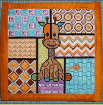 Giraffe - With Stitch Guide