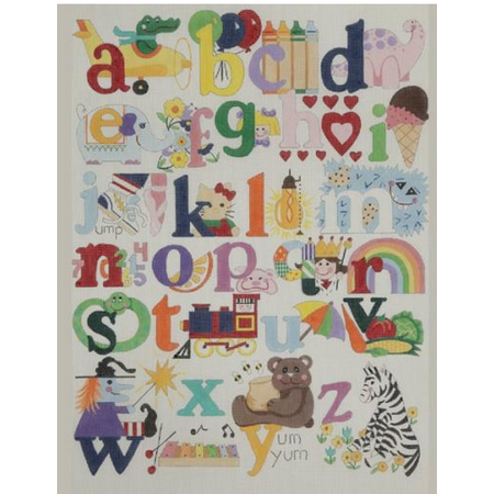 My First Alphabet