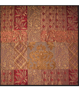 Hug Me Cross/Stitch Needlepoint Case - Ticeana Red