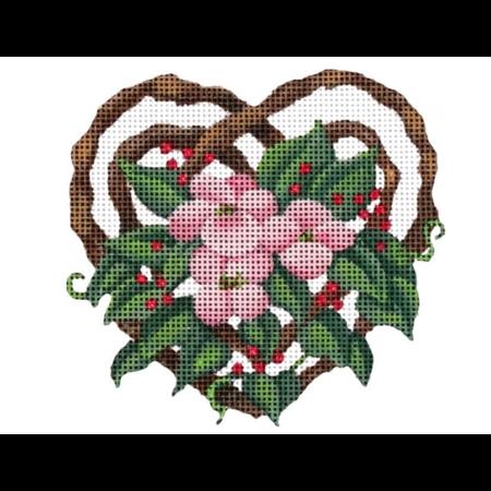 Twig Flower Heart