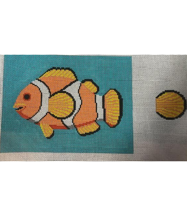 Clown Fish Tooth Fairy Pillow