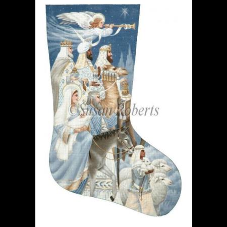 The Nativity Stocking