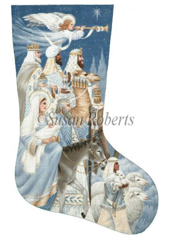 The Nativity Stocking