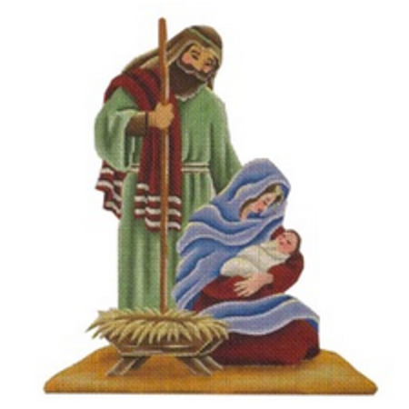 Mary, Joseph and Jesus