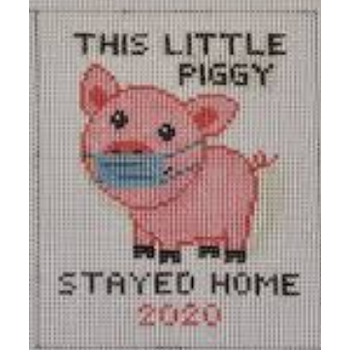 Piggy Stayed Home