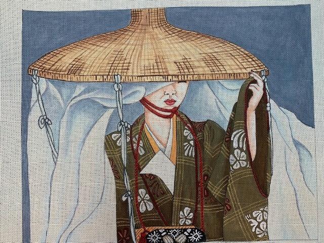 Veiled Geisha