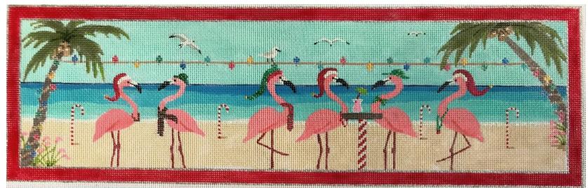 Flamingle Christmas