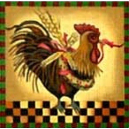 Rusty Chicken 5x5