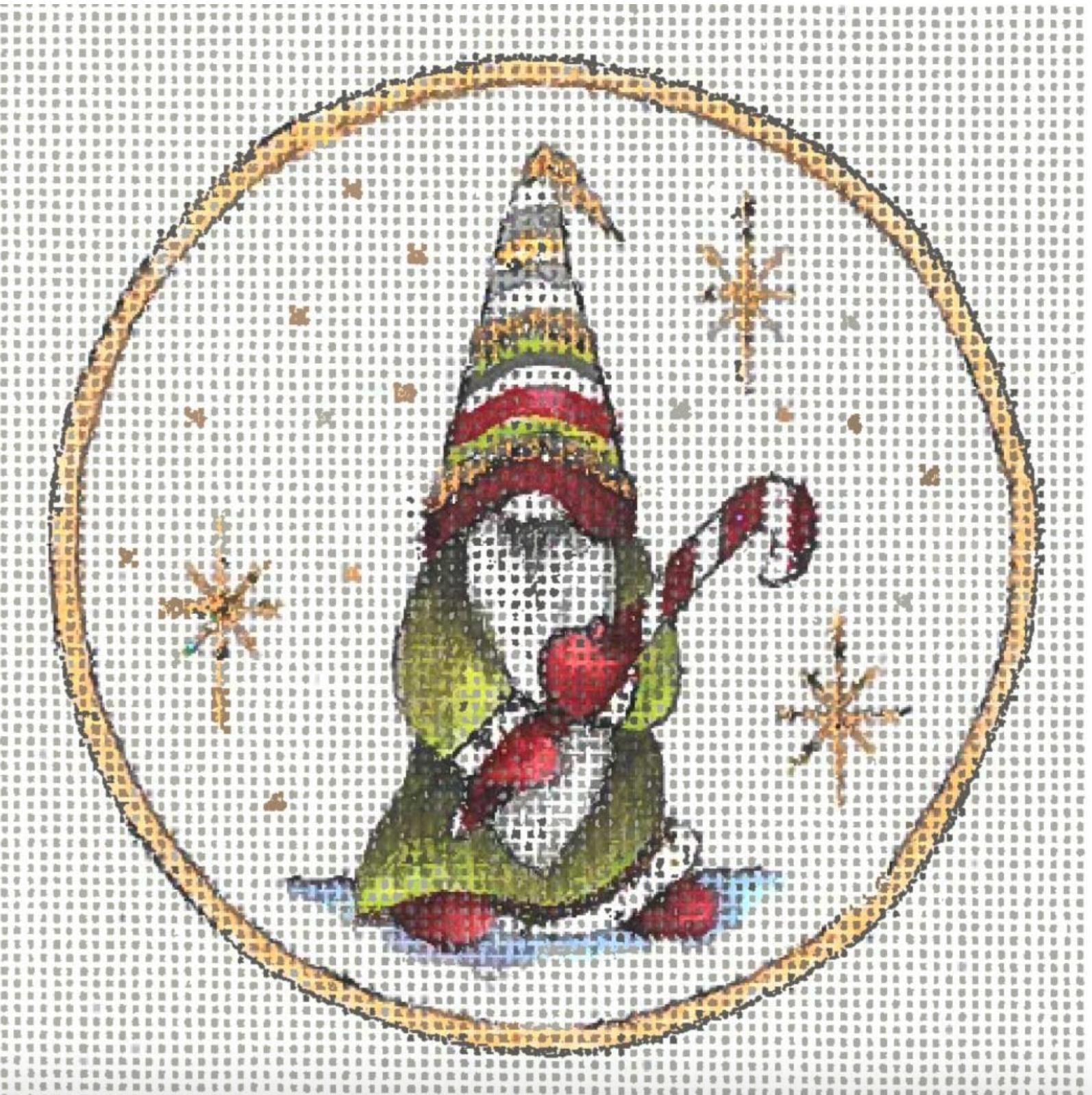 Gnome Ornament I
