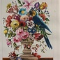 Parrot/Floral and Fruit
