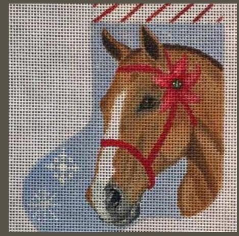 Horse Mini Sock