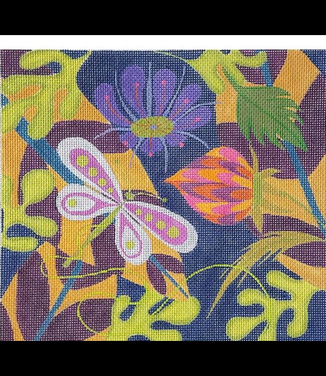 Moth in the Garden 18