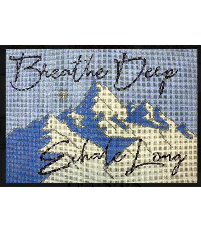 Breath Deep Exhale Long