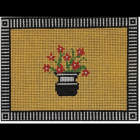 Lacquer Box Insert Flower Pot