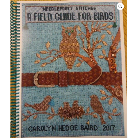 A Field Guide for Birds -- Ndpt Stitches