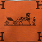 Hermes with H in corners