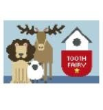 Ark Tooth Fairy Pillow w/pocket