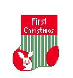 First Christmas/Red, Green