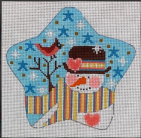 Snowman Star