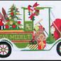 Santa's Model T