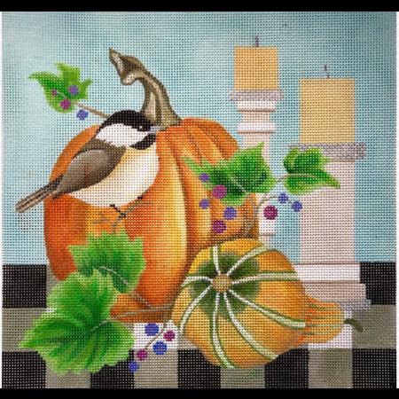Autumn Chickadee