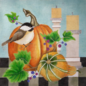 Autumn Chickadee