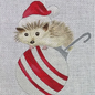 Hedgehog on Ornament
