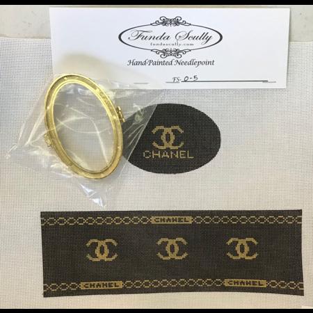 Chanel Box Oval