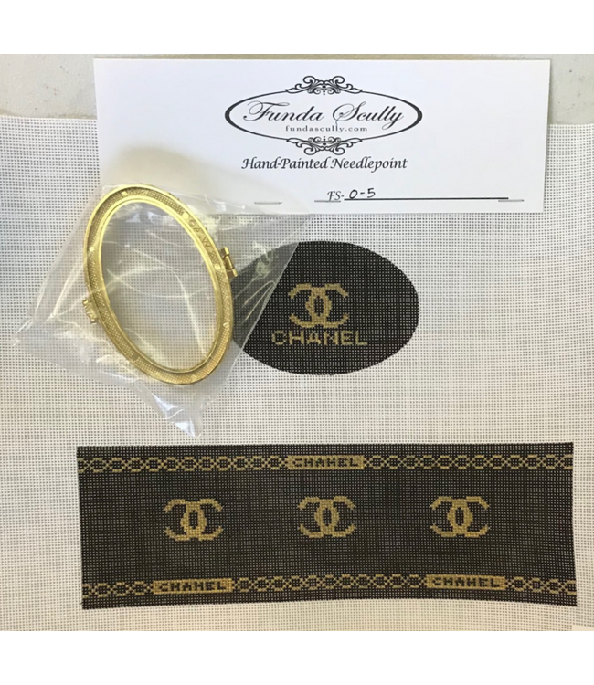 Chanel Box Oval