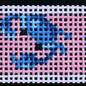 Blue Crab Crokie Strap