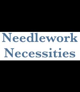 Needlework Necessities - Class Deposit  Date: March 17-20th