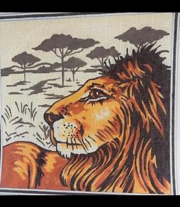 Graphic Lion