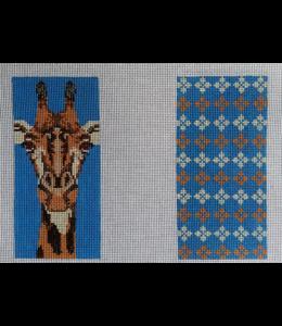Giraffe Double Eyeglass Case