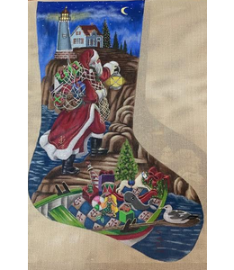 Lighthouse Delivery Stocking