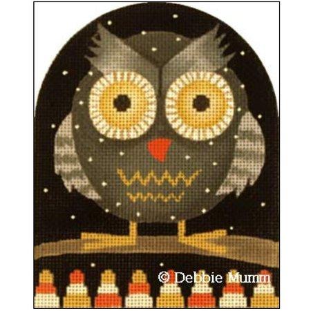 CANDY CORN OWL