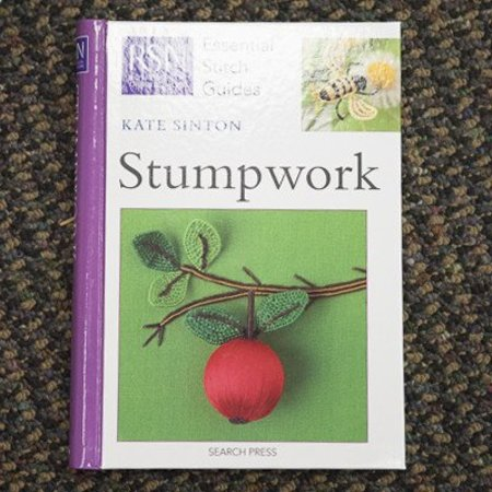 Stumpwork Essential Stitch Guide