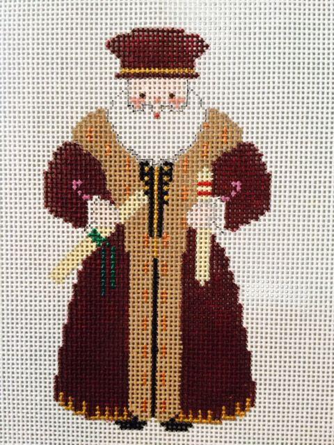 Italian Santa w/ Stitch Guide