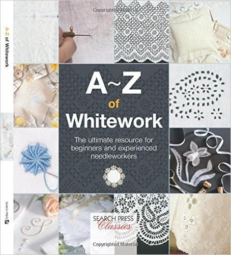 A - Z of Whitework
