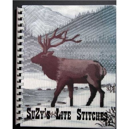 Suzy's Lite Stitches Book