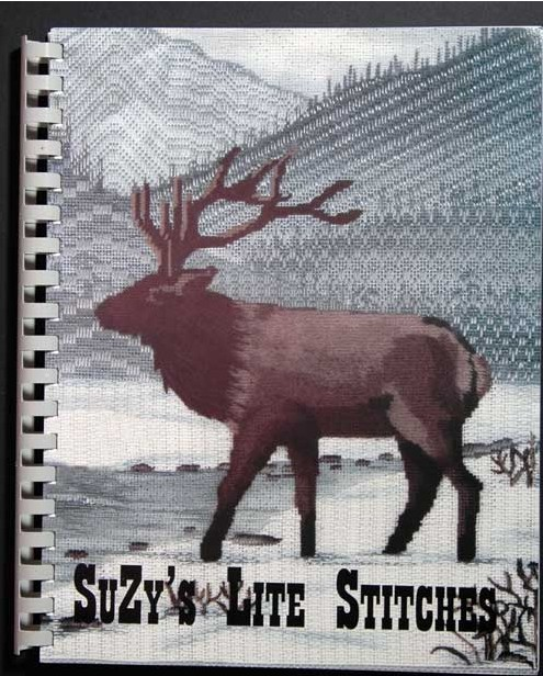 Suzy's Lite Stitches Book