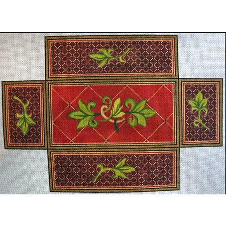 Green Foliage, Brick Cover 18M
