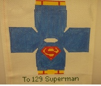 Superman Topper