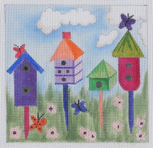 Butterfly Bird House
