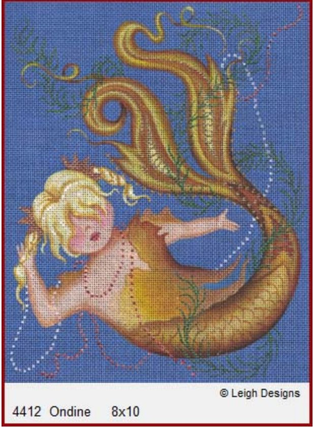 Ondine - Mermaid
