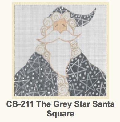 Grey Santa