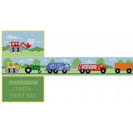 Trucks Tooth Fairy Box