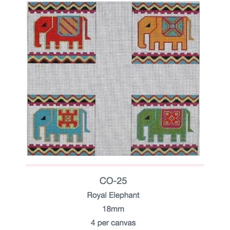 Royal Elephant Coaster