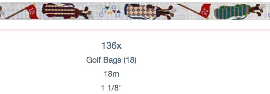 Golf Bags Belt