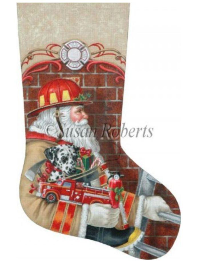 Fireman Santa 18m