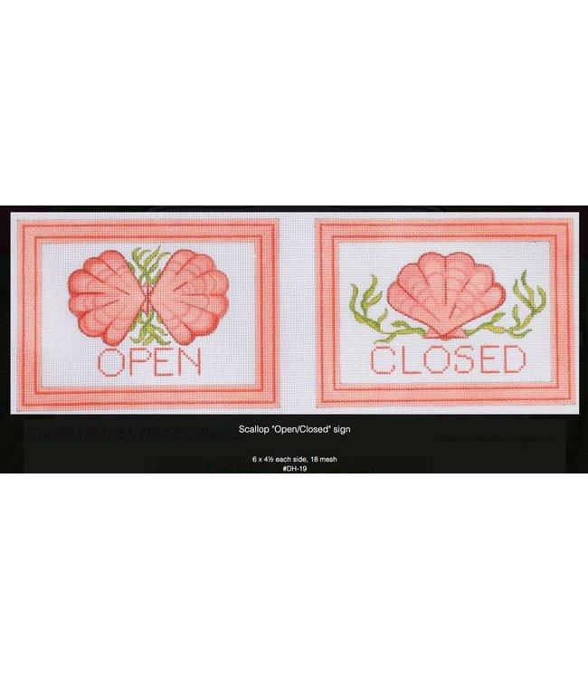 Open/Close Door Hanger